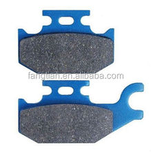 Best China Motorcycle Brake Pads Factory For BENELLI