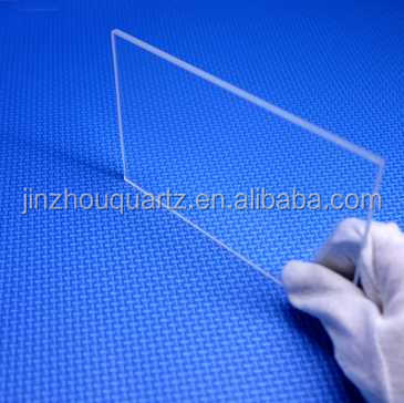 High Purity Clear Quartz Glass Sheet