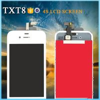 for iphone 4s lcd display + touch screen digitizer + frame assembly
