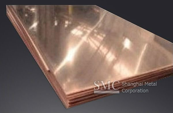 weight of copper sheet