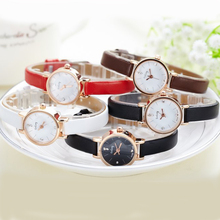 OXGIFT Korean ladies fashion brand watches, fine strap retro fashion diamond ladies watch