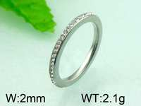 2.1g 2mm Online Fashion Jewelry Store Antique Cheap Wedding Ring