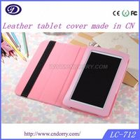 universal 8 inch tablet cases ,bumper case for tablet pc , leather case for 8 inch tablet pc