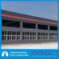 Steel Structure Workshop ,warehouse , steel building by Jiangsu Bafang