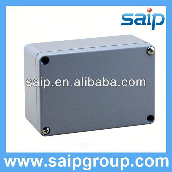 Waterproof Aluminium Enclosure Box aluminium tool boxes for trucks