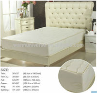 Luxury Compressed Memory Foam Bed Mattress Quilted Memory Foam Mattress