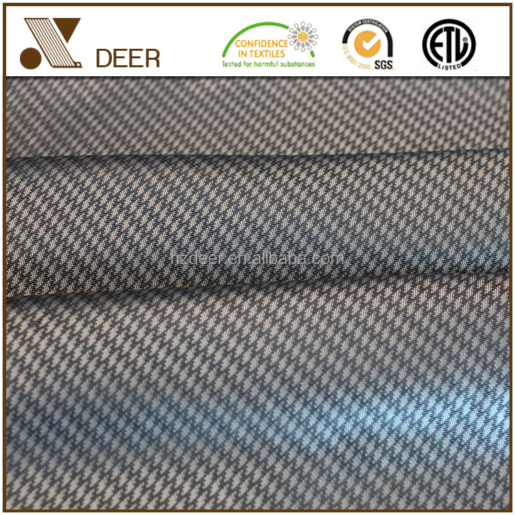 Thick Polyester Dobby Jacquard Lining Fabrics