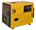 VIGOROUS China Manufacturer High Quality Marine Super Quiet Gasoline Generator 5500 Watt For Sale