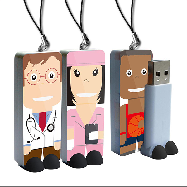 Low cost mini usb flash drives wholesale