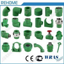 All types of ppr pipe fittings catalogue
