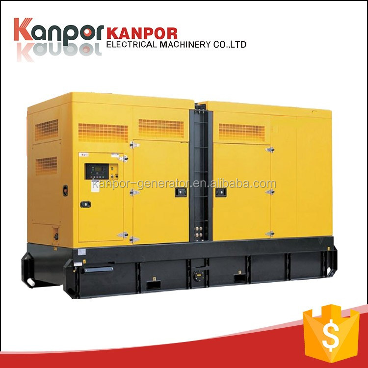China Factory 80KW 146A water cooled germany made diesel generator