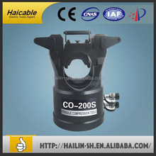 Hydraulic Metal Hole Punch Crimping for Wire Clamps Over 500KV for Haicable