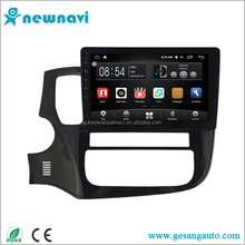10.2 inch touch screen car dvd gps for Toyota Outlander 2017 with auto radio car multimedia player gps navigation