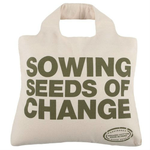 Seeds Bags 100% Cotton (Sowing Seeds of Change)