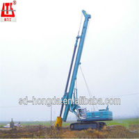 construction machine portable 60m depth water well drilling rigs for sale