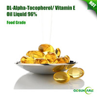 DL-Alpha-Tocopherol/ Vitamin E Oil Liquid 96%