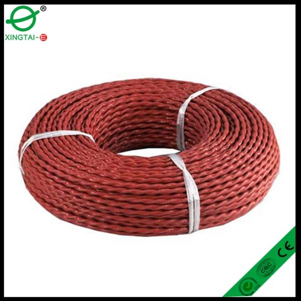 teflon insulated copper wires used household wiring, types of house wiring, twist copper wire