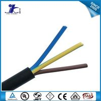 Widely used material electrical wire size / heat resistant insulation for electrical wire / cooper wire