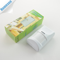 Home Security Battery Operated Wireless GSM Alarm PIR