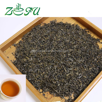 ISO Standarded chinese chunmee green tea 9371 loose tea