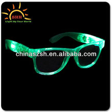 Fashion Light Up LED Flashing Glow Eyeglass