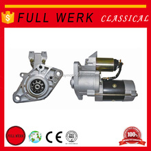 High quality FULL WERK auto starter suitable for Mitsubishi Fuso Canter Trucks FB, FE Series w/ 4D30, 4DR5 Diesel Engines