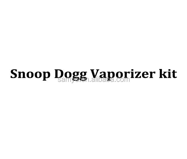 2015 new products Most Popular Dry Herb Vaporizer Kit Electronic Cigarette Snoop Dogg