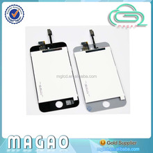 Oem original cheap price for color for ipod 4 lcd with digitizer assembly, for ipod touch 4 lcd touch screen