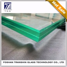 Laminated glass for roof/railing/canopy