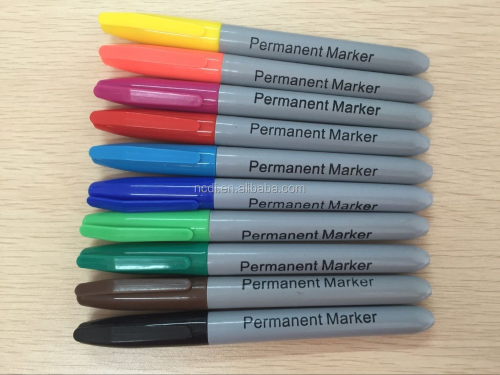 Pocket cheap permanent marker pen