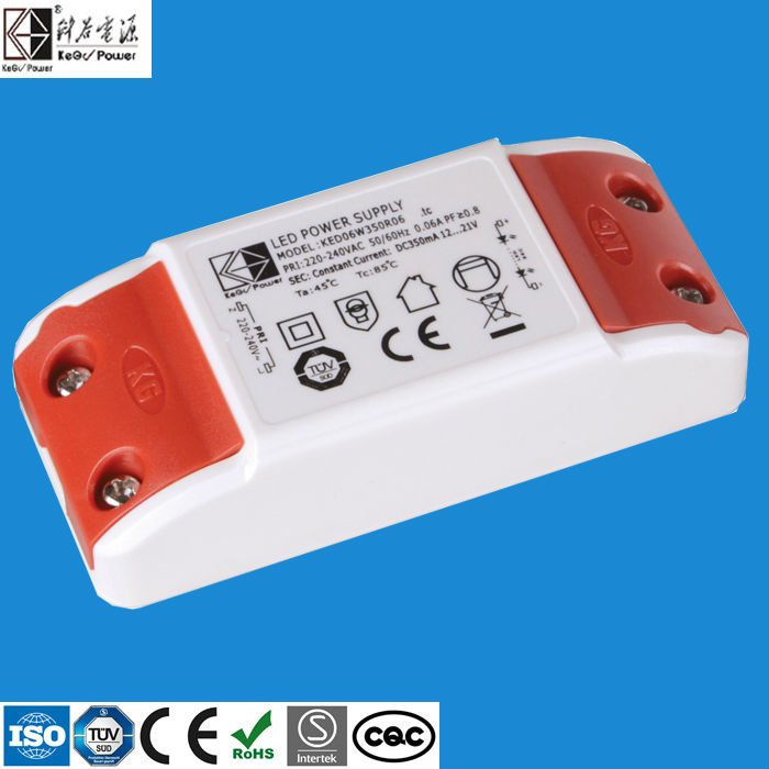 350mA 550mA 700mA 1050mA Power Factor>0.82 constant current led driver