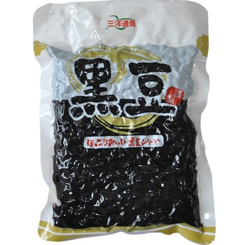 Green organic hot sales and good taste organic black bean( cooked)150g