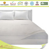 Pure cotton knitted jersey with TPU laminate anti dust mite mattress encasement