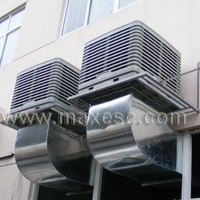 CE green aircoolers green cooler cooling ventilator