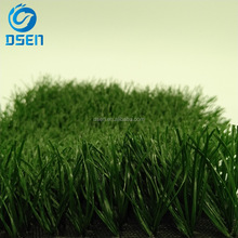 W shape aquarium artificial grass for indoor soccer