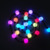Programmable 360 degree Ball Smart UCS1903/WS2811 RGB digital pixel LED Christmas waterproof IP68 String Light