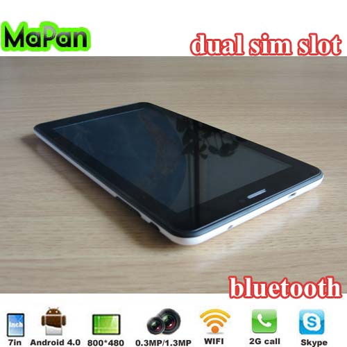 Cheap 7 inch touch screen rugged android tablet, android 4.0 phone call tablet , MaPan tablet pc mx710d-2g