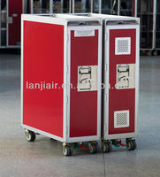 Aircraft Inflight Service A Meal Cart Airline Carts