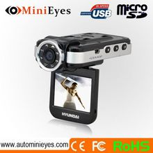 2.0 inch NTK96632 1080P with night vision G-sensor SOS function super hard drive mini dvr