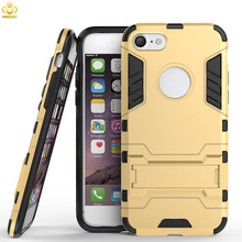 Armor Case for iPhone 7, Combo Robot PC Silicone Case for iPhone7