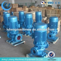 YG series vertical pipe-line centrifugal chemical oil pump( explosion-proof)