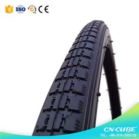 Good quality MTB solid rubber bicycle tires / tyres 26*2.125 26*1.95