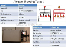 Factory direct sell automatic steel shooting target