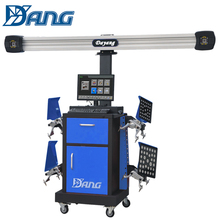 for CE John Bean 3d used wheel alignment machine