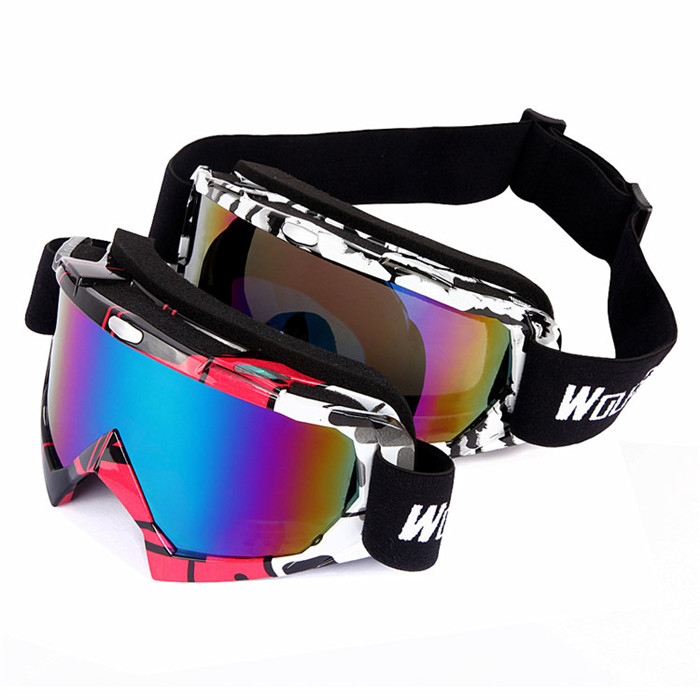High Quality Motorcycle goggles , racing motocross goggles , safety goggles with price