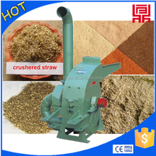 cutting crop straw cattle/sheep feed process grinder equipment low price