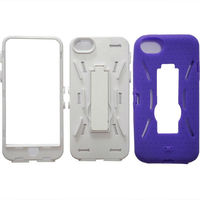 3 in 1 kickstand robot combo case for iPhone 5