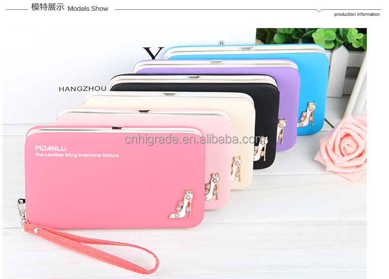 Newest design luxury style wholesale women <strong>wallet</strong>, ladies <strong>wallet</strong>