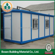 competitive price precast container house manufactured by china