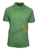 Custom solid men's polo T shirt made in China hot sale in 2016